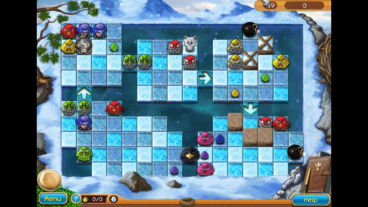 Claws & Feathers screenshot