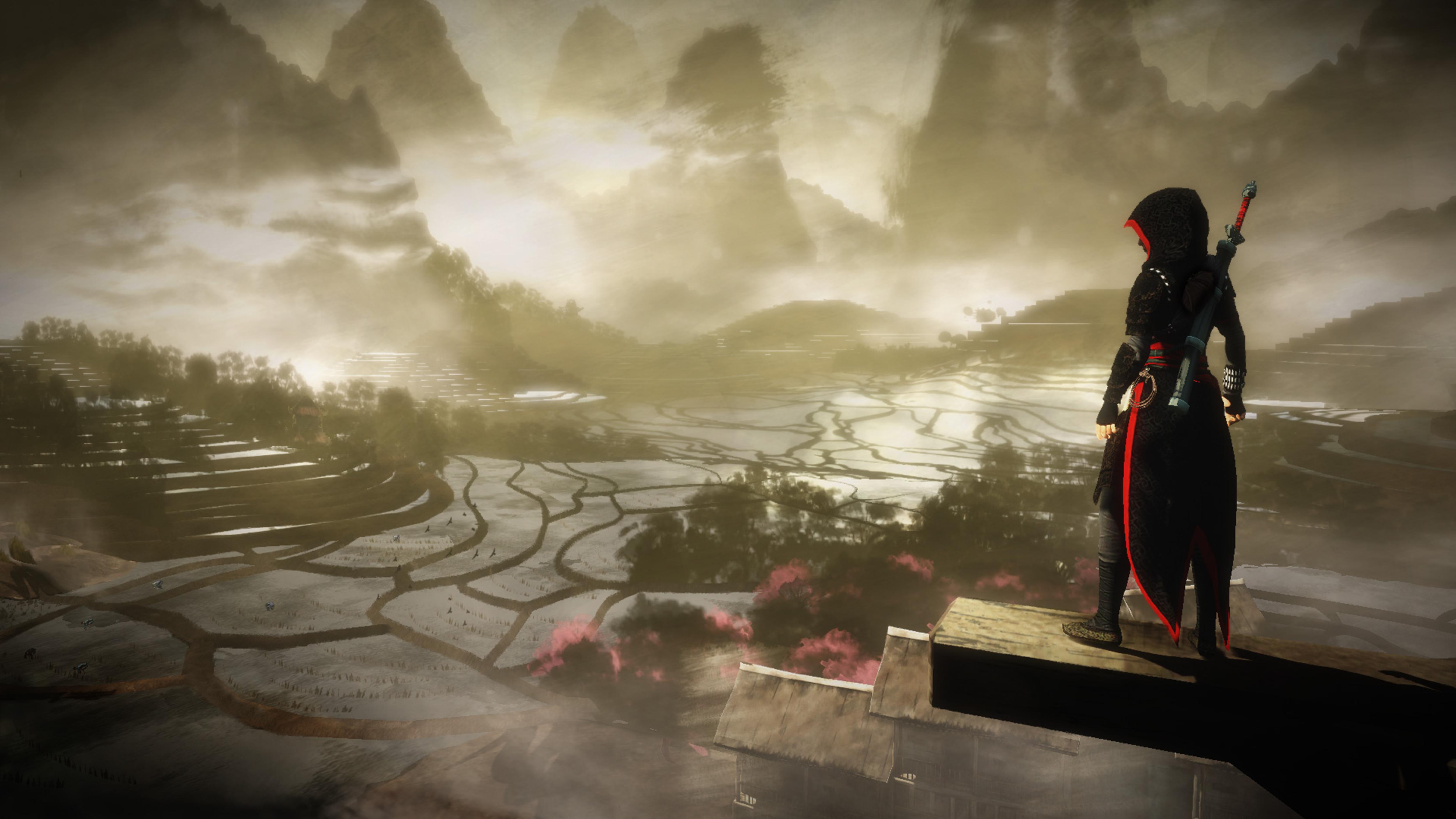 Assassin's Creed Chronicles: China screenshot