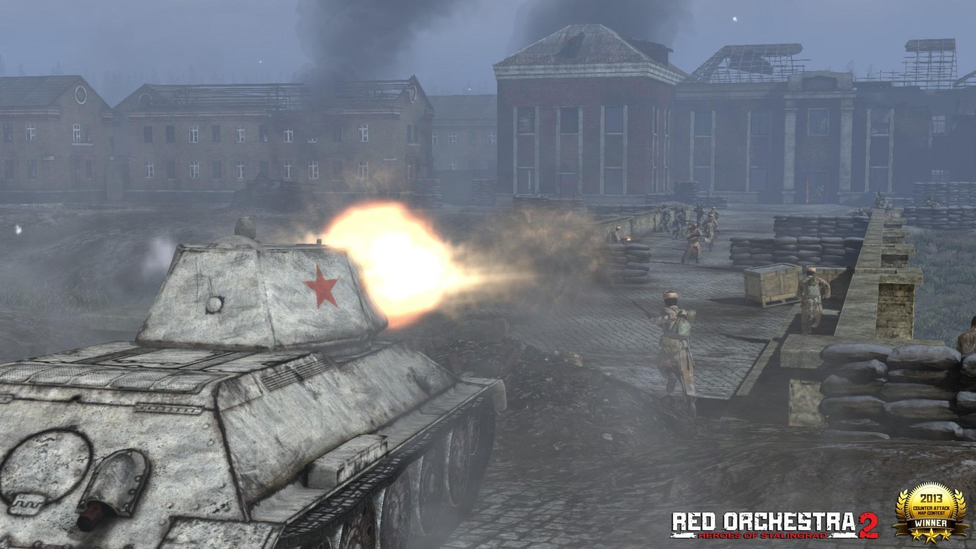 """免费获取 Red Orchestra 2: Heroes of Stalingrad 红色管弦乐队2:斯大林格勒英雄丨""""反""""斗限免"""