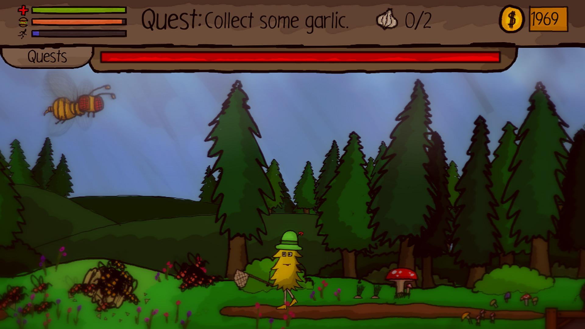 The Adventures of Tree screenshot