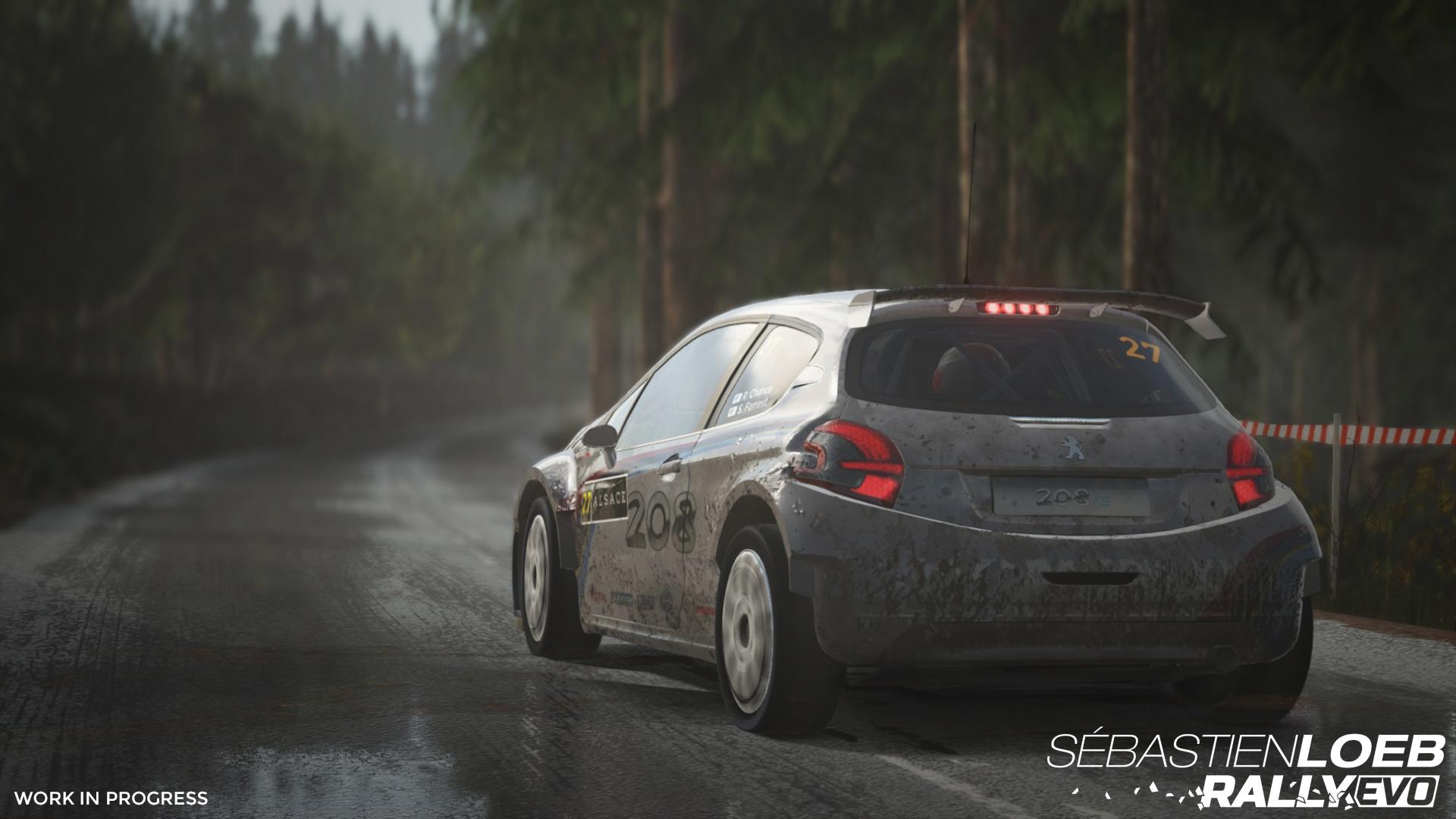 Sebastien Loeb Rally EVO (ENG) [L]