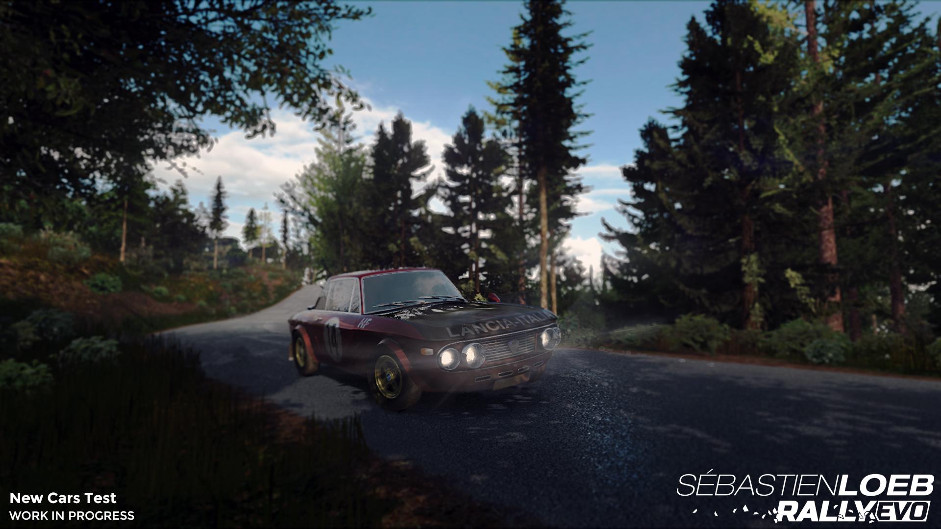 Sébastien Loeb Rally EVO image 1