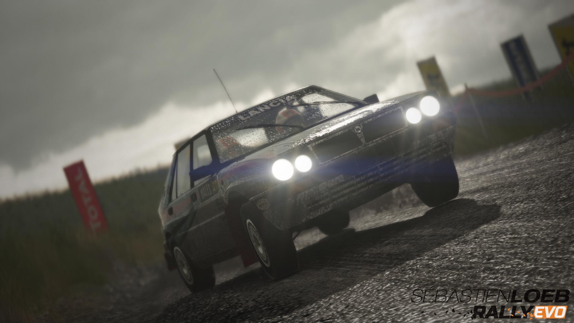 Sébastien Loeb Rally EVO screenshot