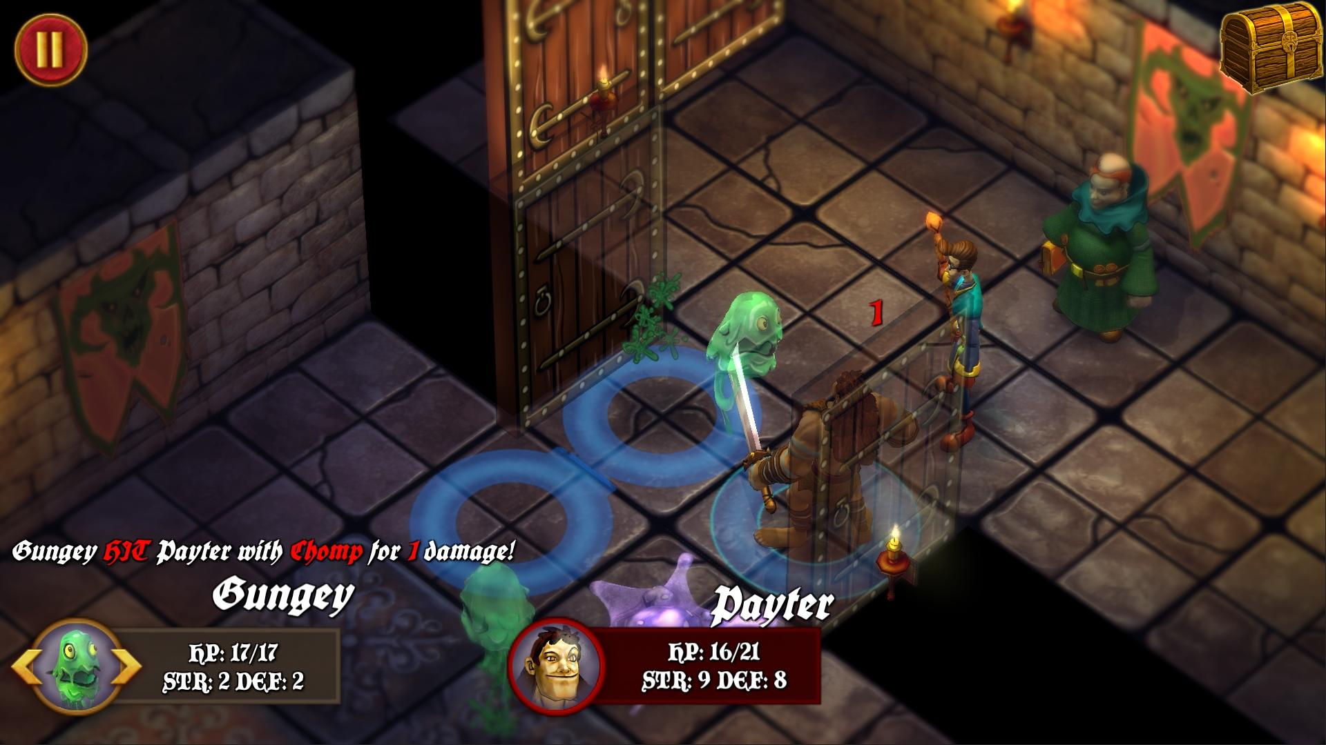 Dungeon Crawlers HD screenshot