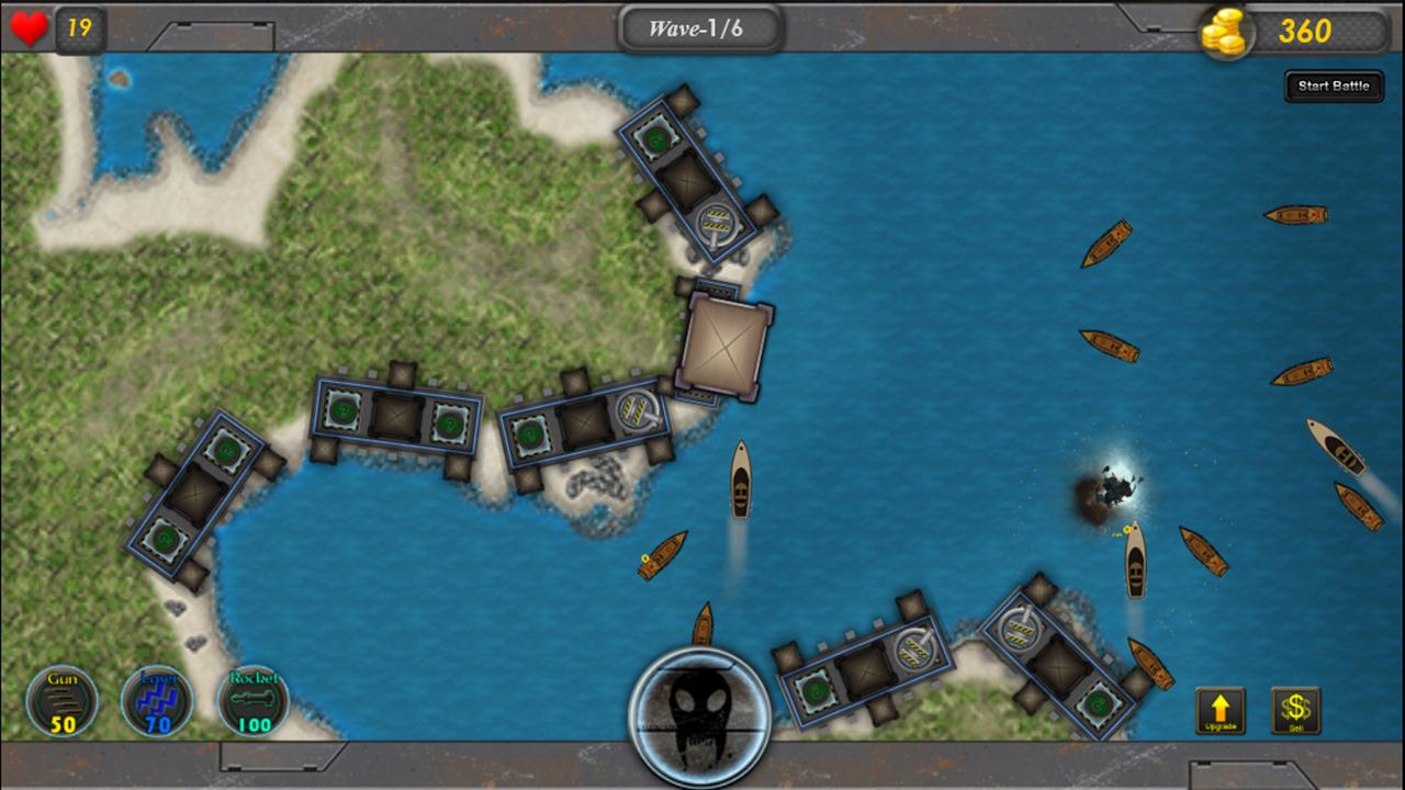 Pirates Deck screenshot