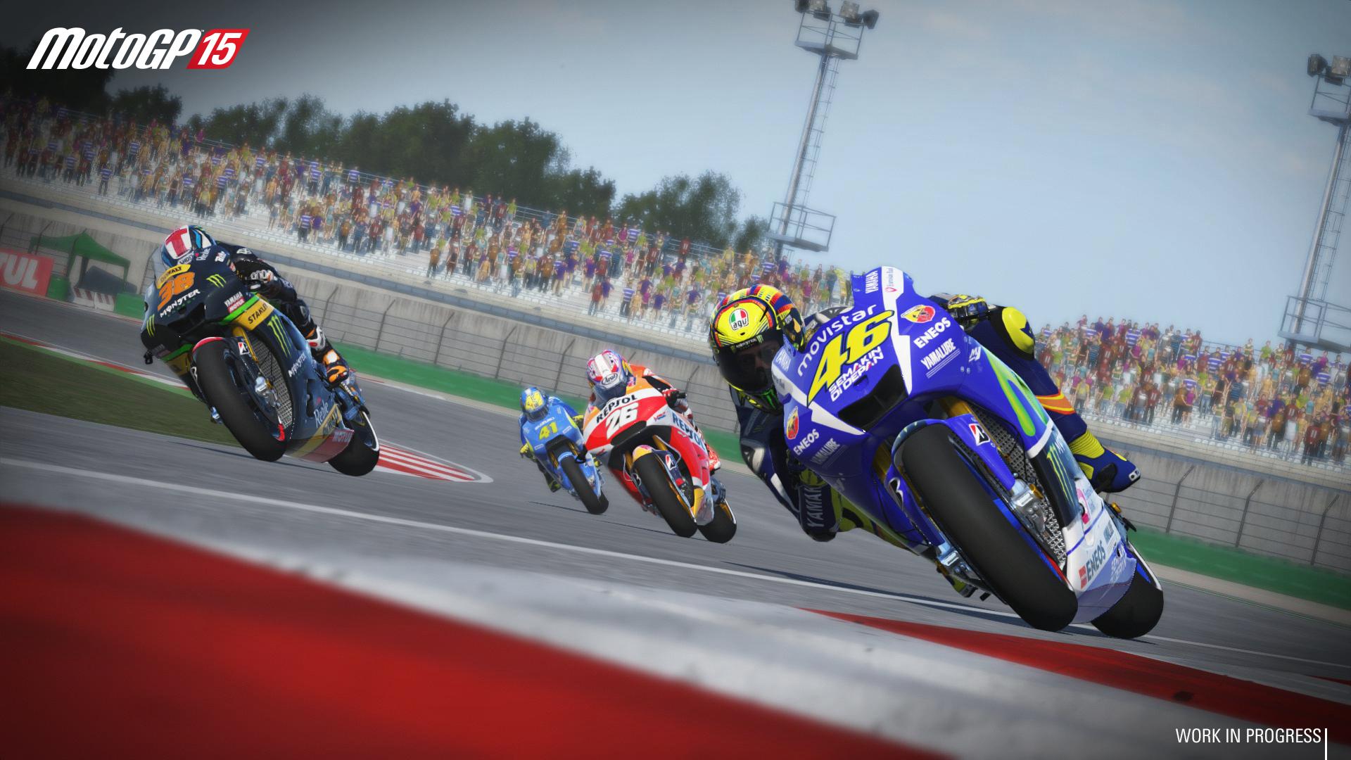 MotoGP15 screenshot