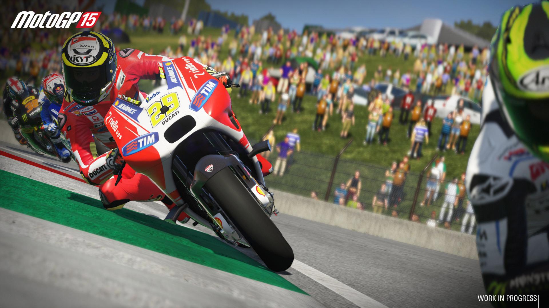MotoGP 15 | PC | Лицензия