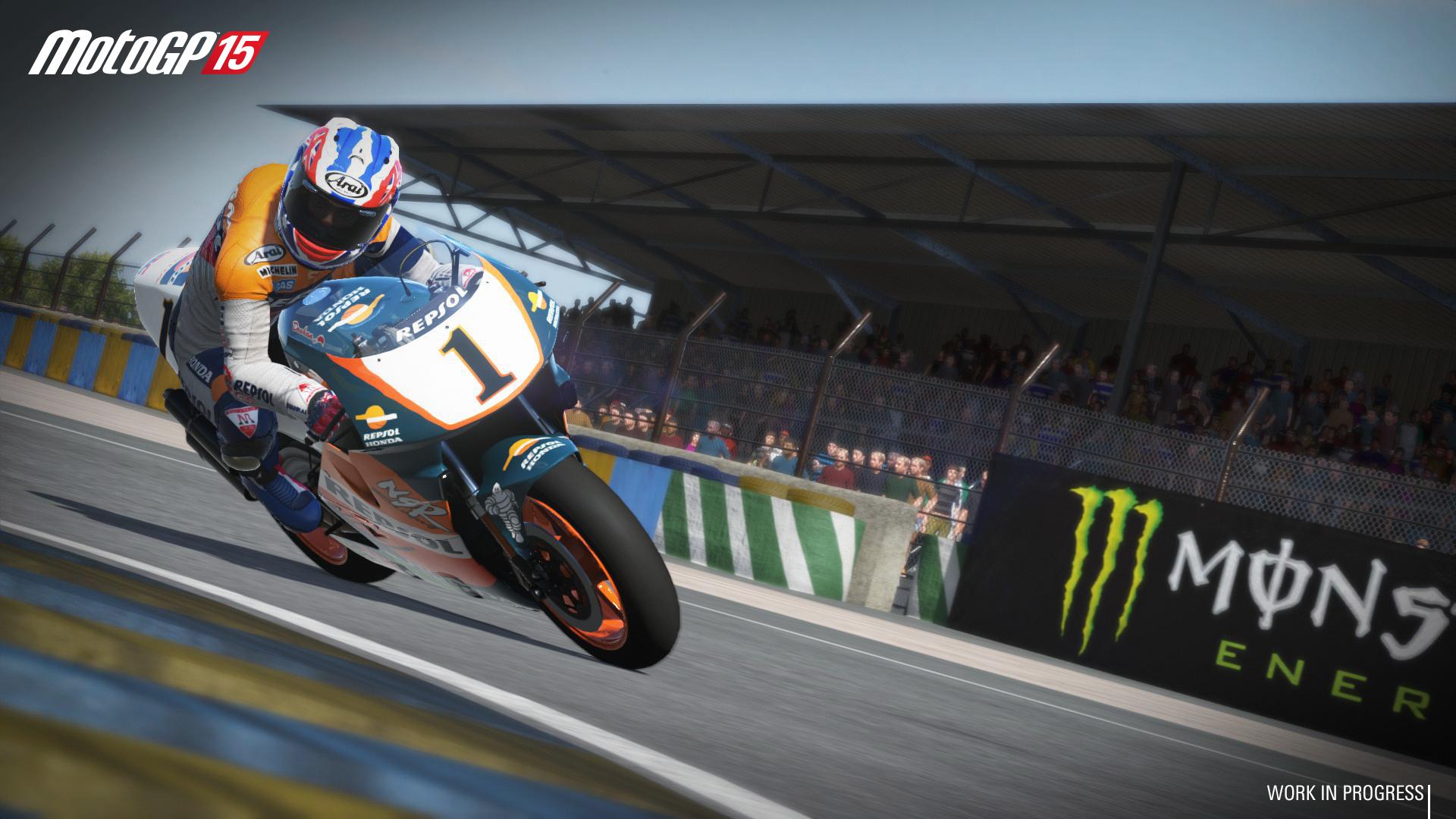 MotoGP 15 ESPAÑOL XBOX 360