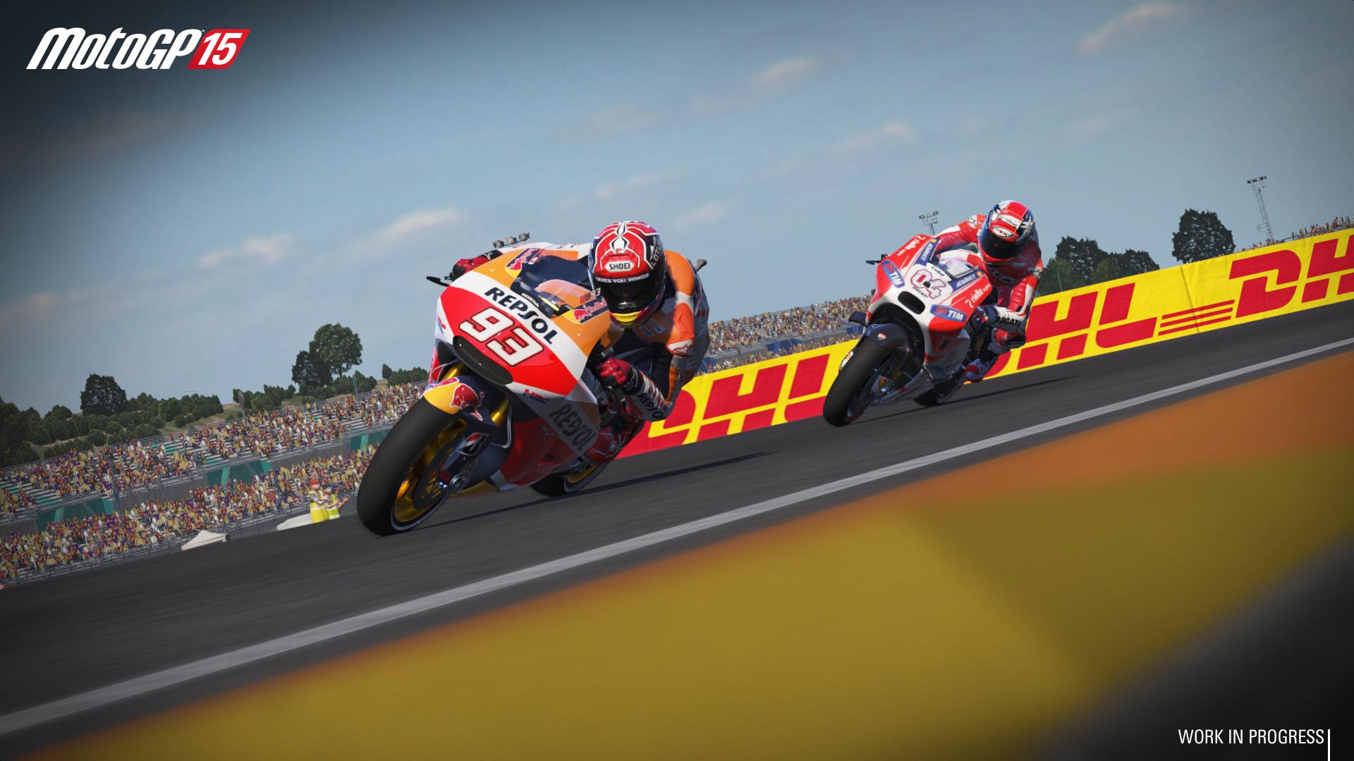 MotoGP 2015 Honda