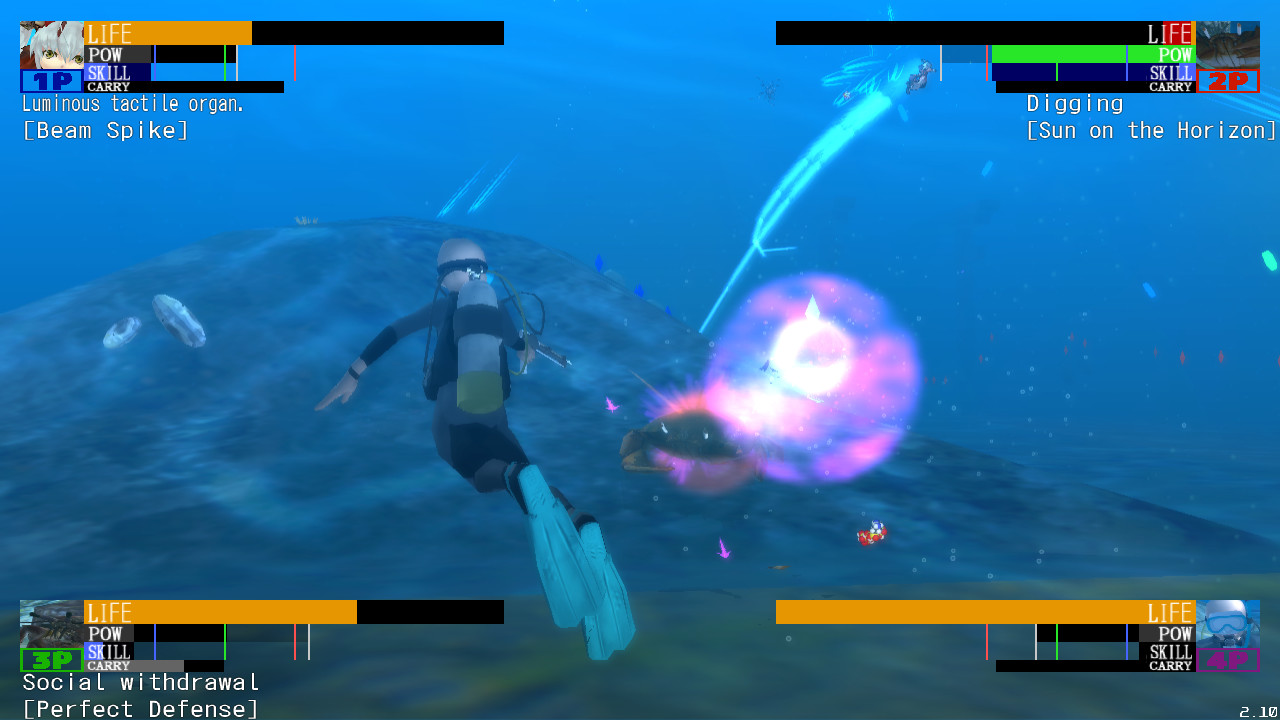 NEO AQUARIUM - The King of Crustaceans - screenshot