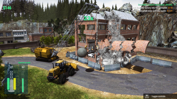 construction excavator simulators torrent indir