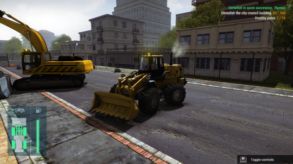 Construction Machines Simulator 2016 PC Download