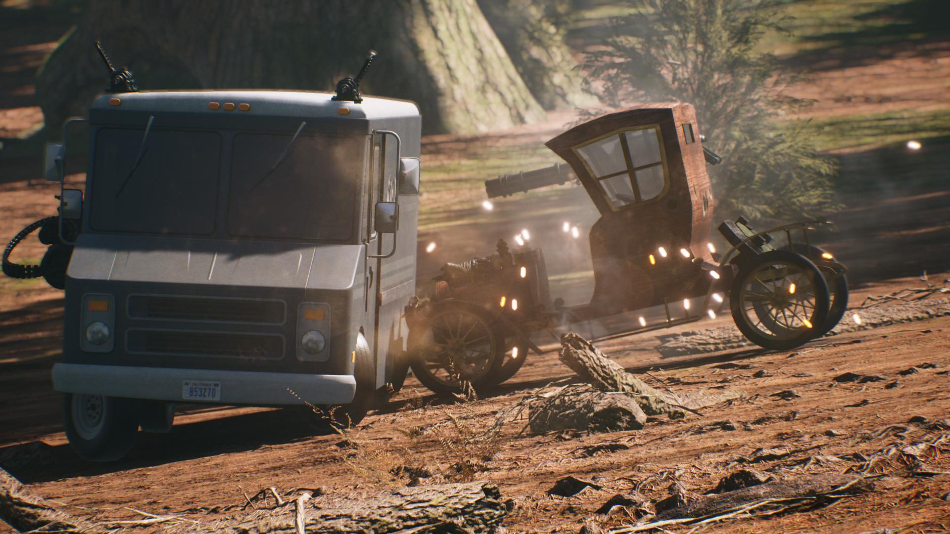 Diesel Guns screenshot