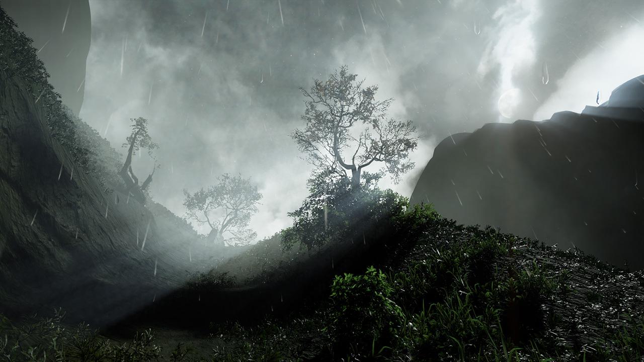 Drizzlepath screenshot