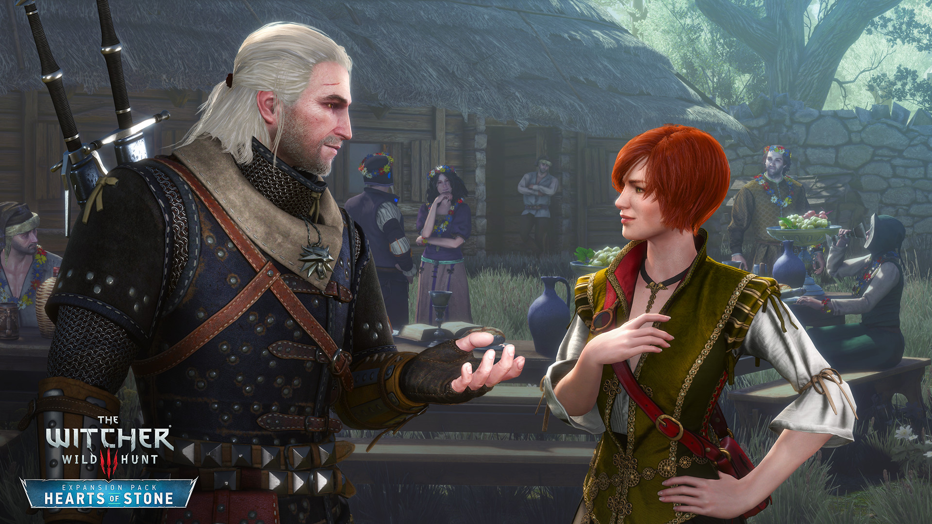 The Witcher 3: Wild Hunt - Expansion Pass screenshot