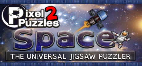 Pixel Puzzles 2: Space game image