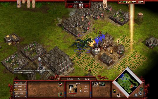age of mythology free  full version game