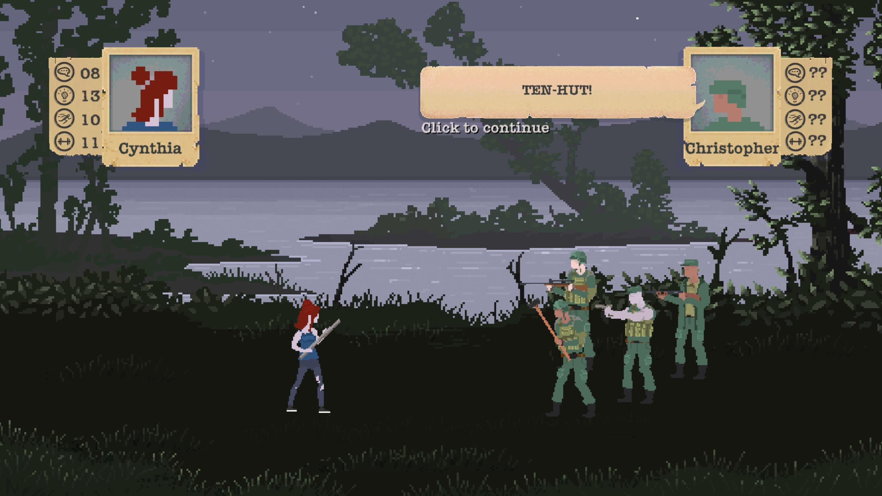 Sheltered screenshot