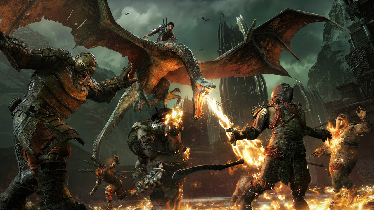 Middle-earth: Shadow of War [RePack] [2017|Rus|Eng]