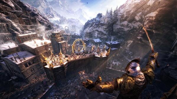 نسخه ريباك لعبه Middle-earth: Shadow برابط مباشر 2018,2017 ss_73e44d2d2282e0035