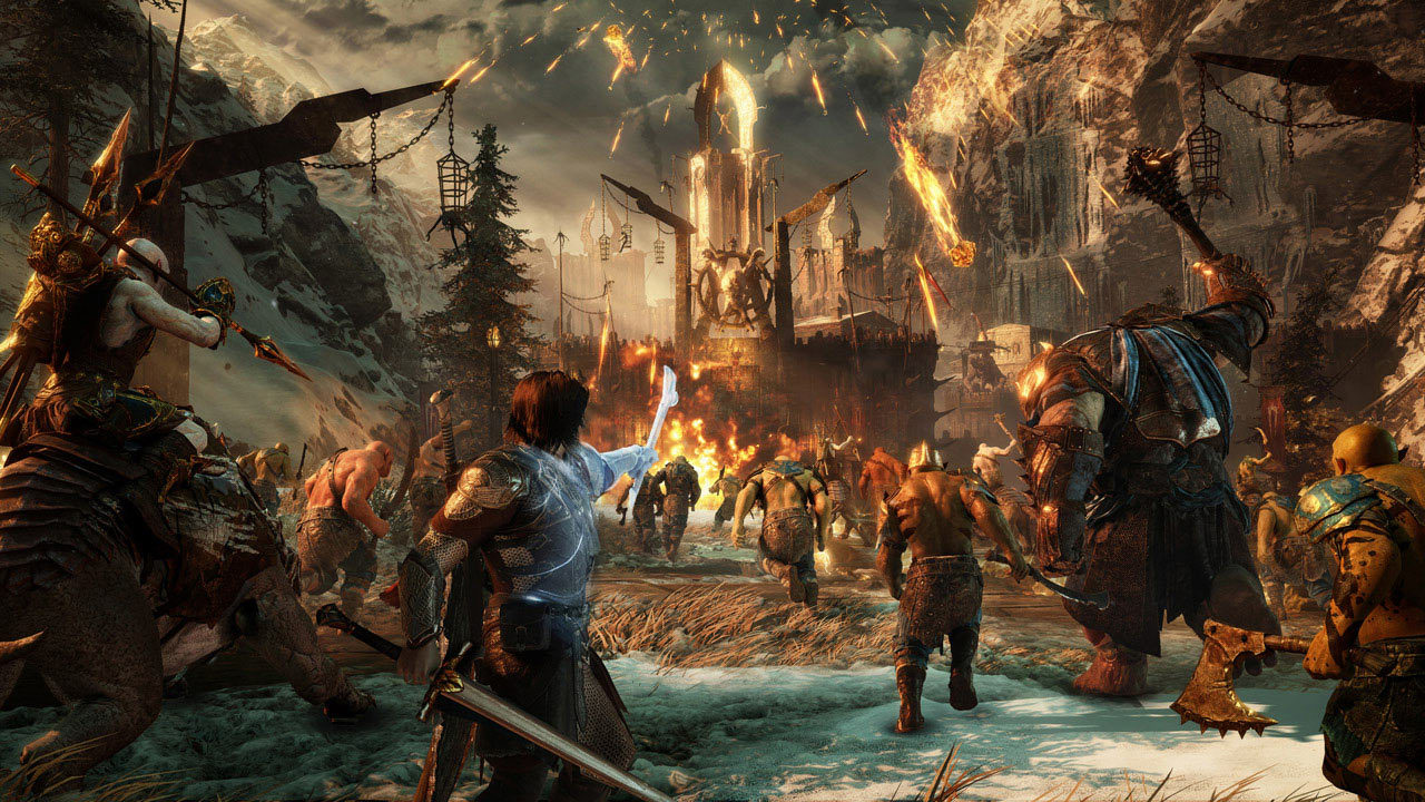 Play Middle-earth: Shadow of War