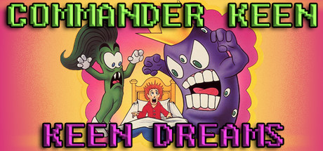 ¡Commander Keen: Keen Dreams en Steam! Header