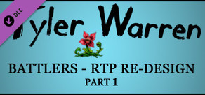 RPG Maker: Tyler Warren RTP Redesign 1