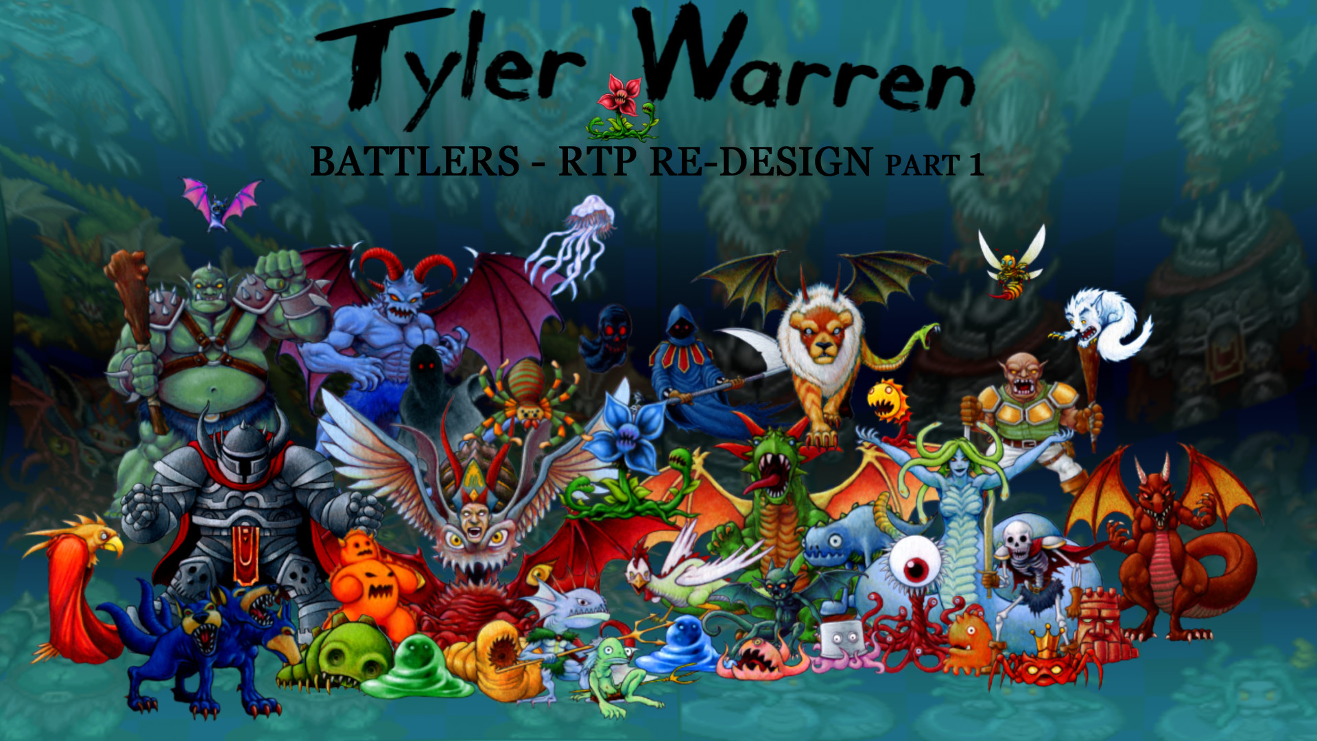 RPG Maker VX Ace - Tyler Warren RTP Redesign 1 screenshot
