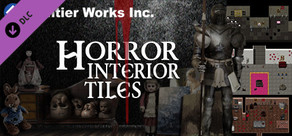 RPG Maker: Frontier Works: Horror Interior Tiles