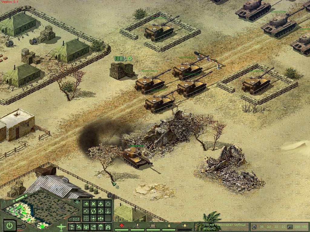 Cuban Missile Crisis screenshot