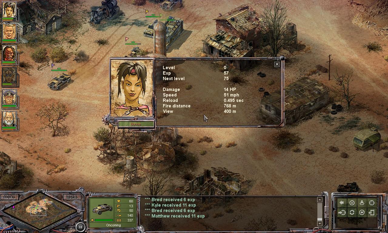 Desert Law screenshot