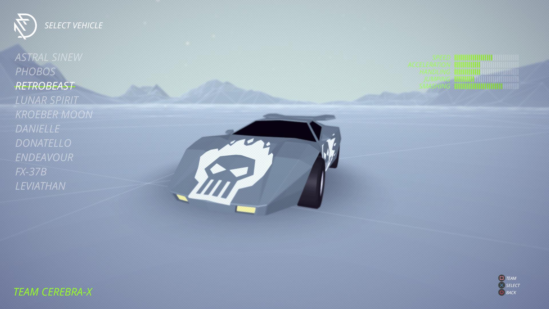Drive!Drive!Drive! screenshot