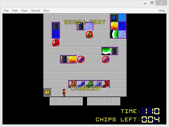 Chip's Challenge 2: Editor screenshot