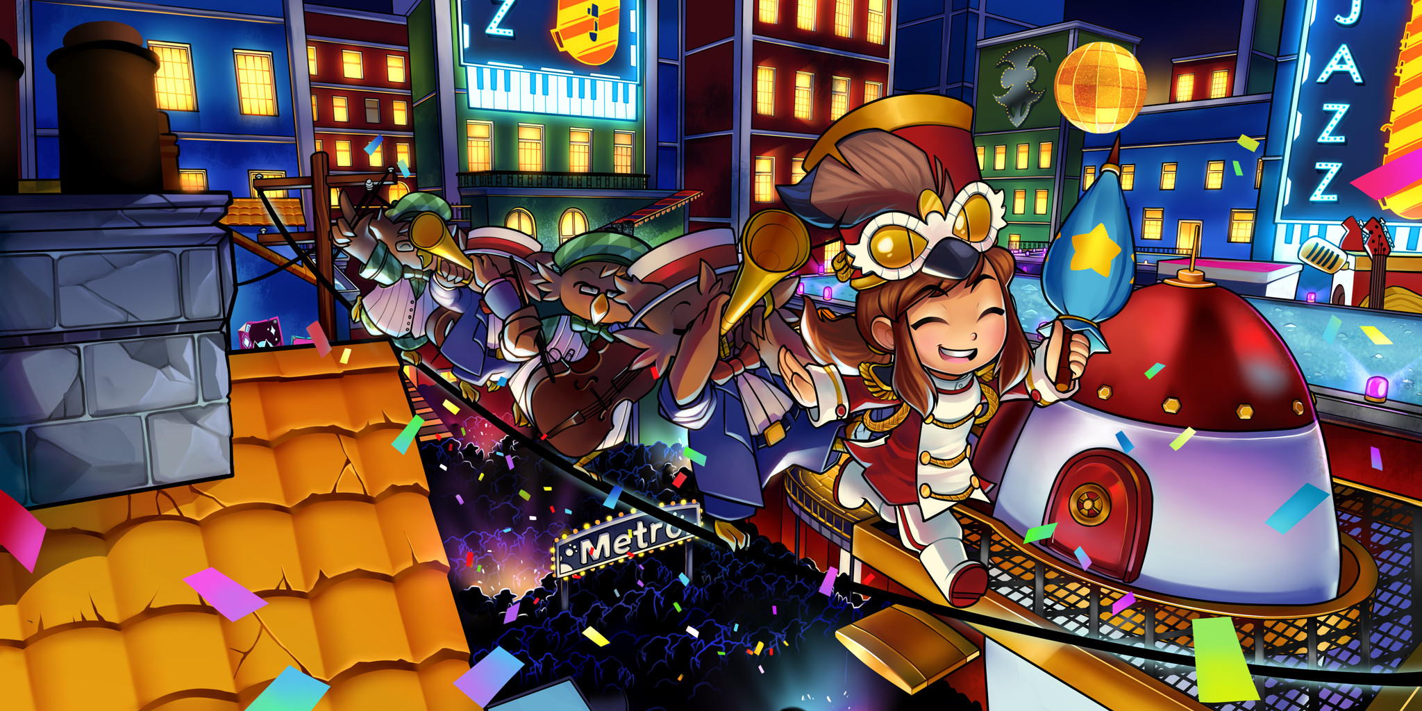 A Hat in Time - Soundtrack screenshot