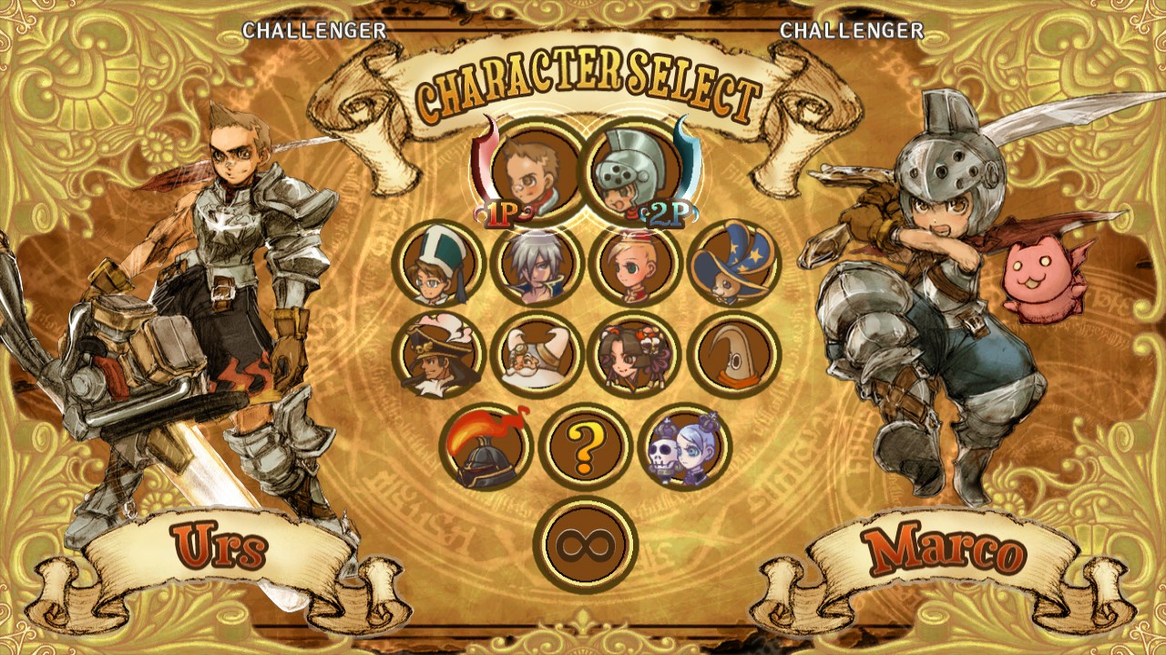 Battle Fantasia -Revised Edition (2015) PC | Лицензия
