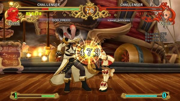 Battle Fantasia Full Game PC Download