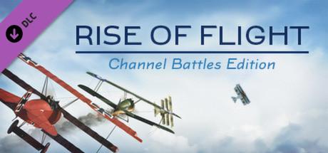 Allgamedeals.com - Rise of Flight: Channel Battles - STEAM