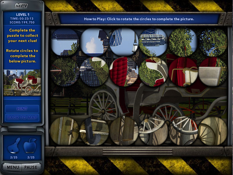 Mystery P.I. - The New York Fortune screenshot