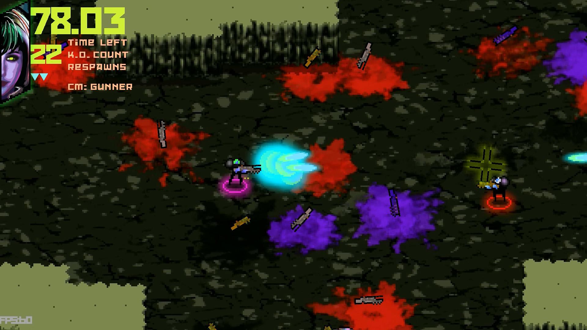 UBERMOSH screenshot