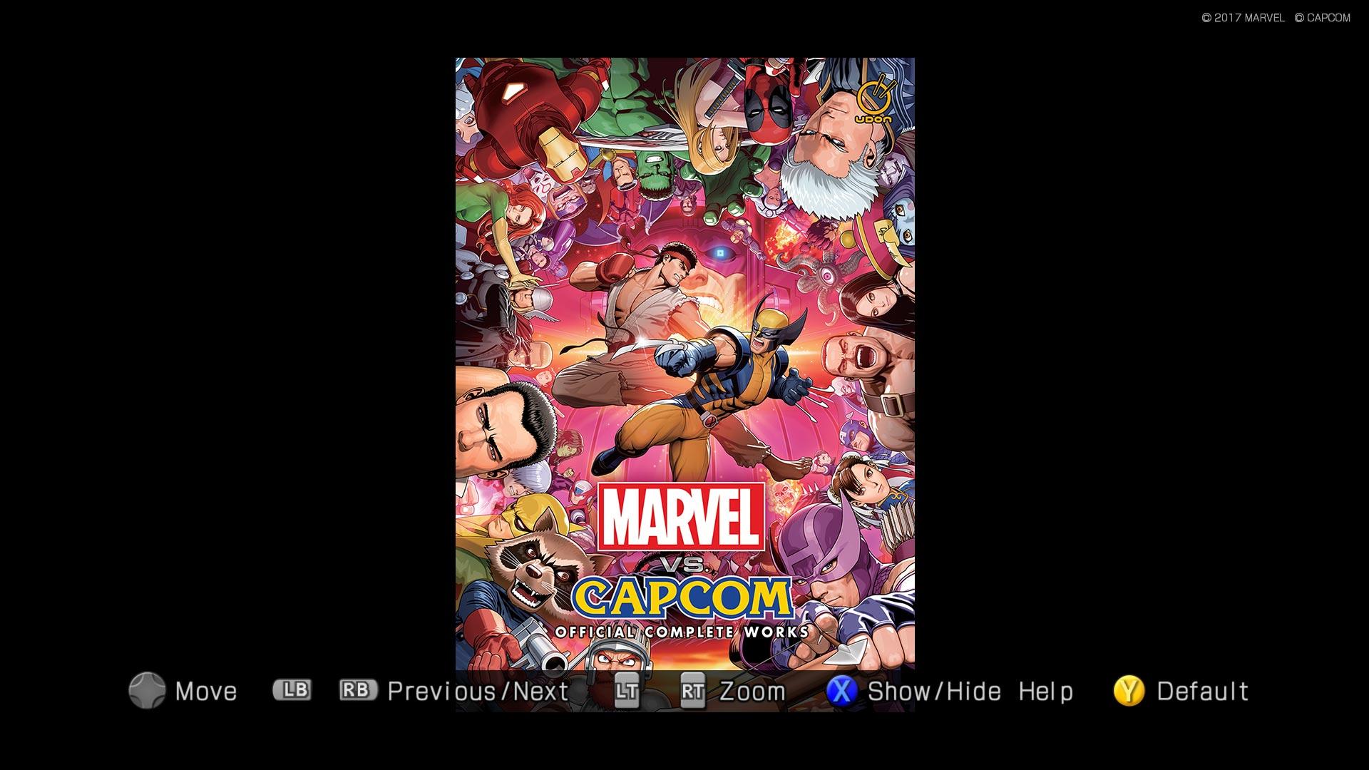 ULTIMATE MARVEL VS. CAPCOM 3 screenshot