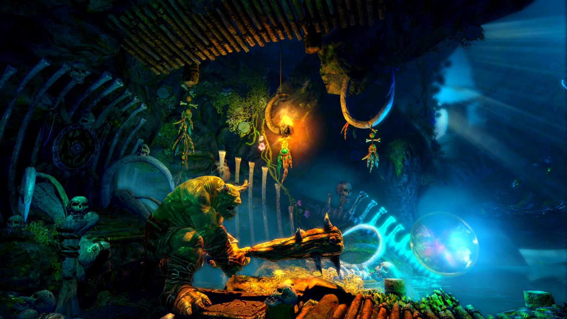 Trine 2: Complete Story screenshot