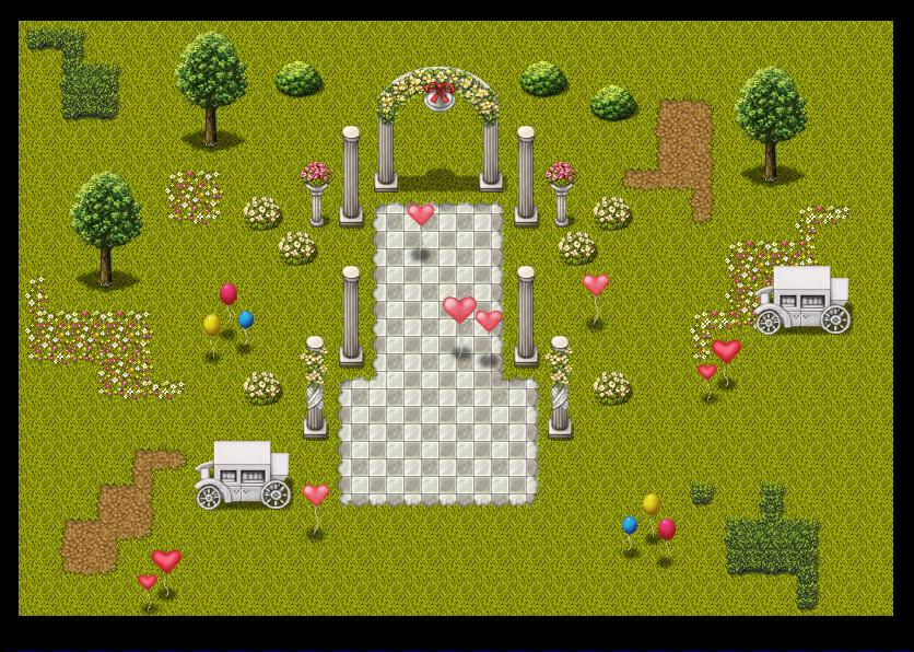 RPG Maker VX Ace - Valentine's Tile Pack screenshot