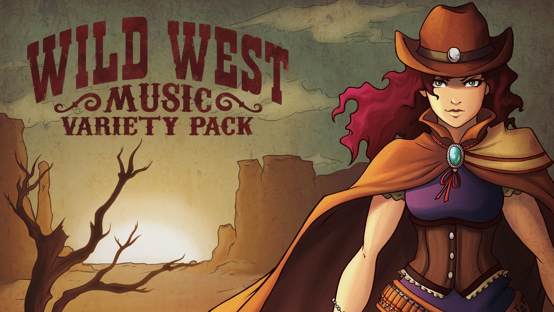RPG Maker VX Ace - Wild West Music Variety Pack screenshot