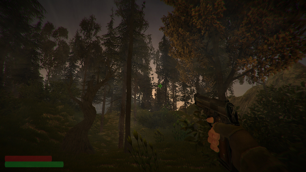 Red Lake screenshot