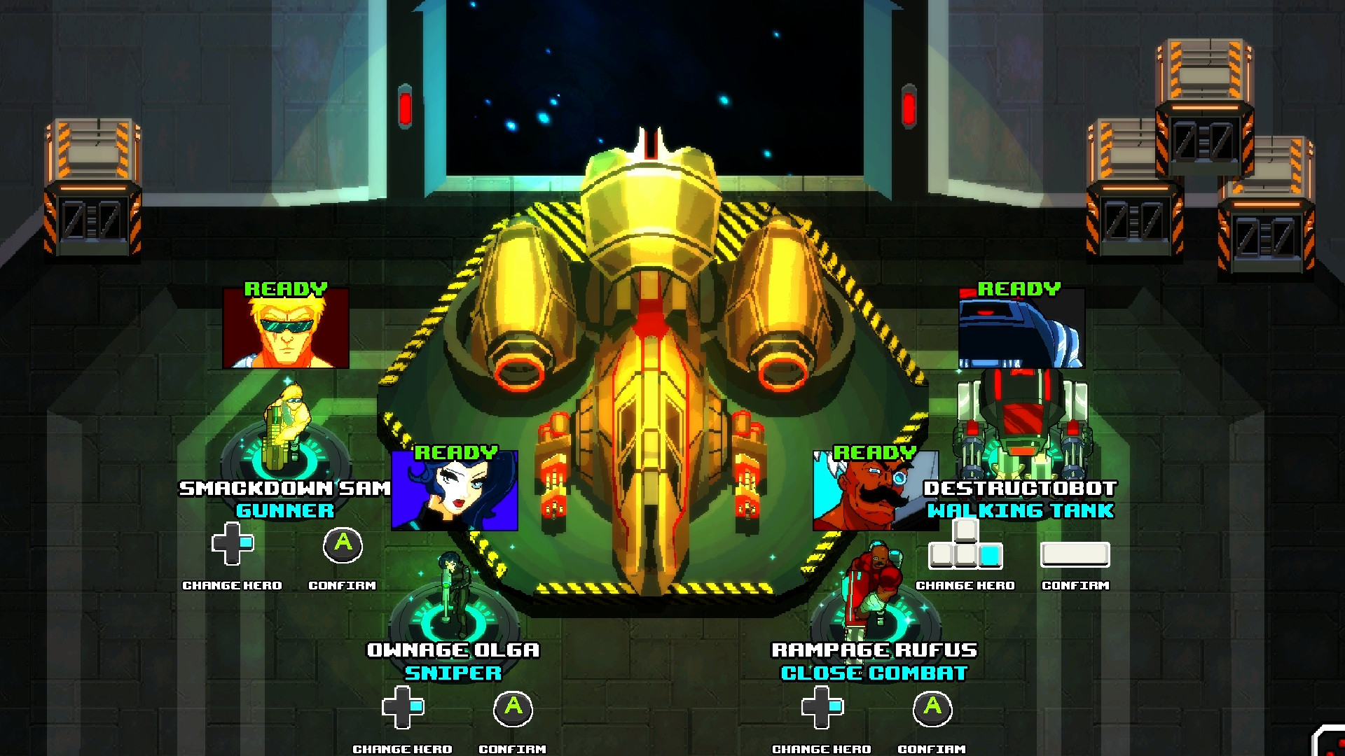 Rogue Continuum screenshot