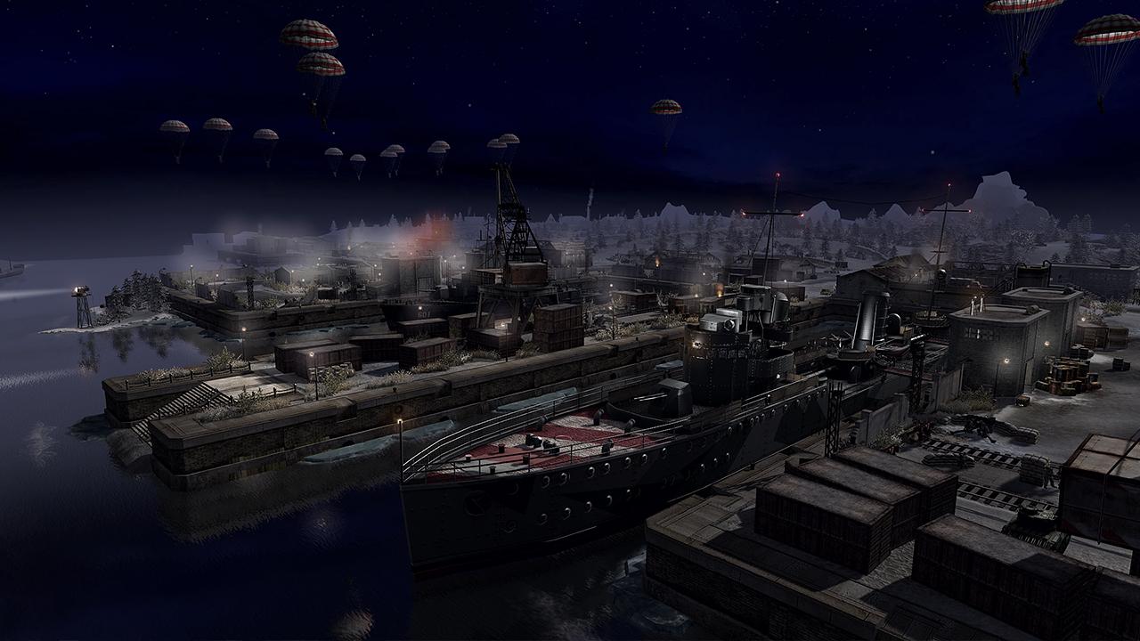 Men of War: Assault Squad 2 - Airborne screenshot