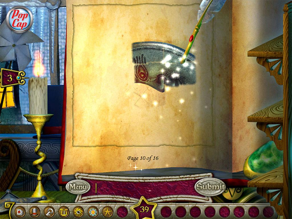 The Wizard's Pen screenshot