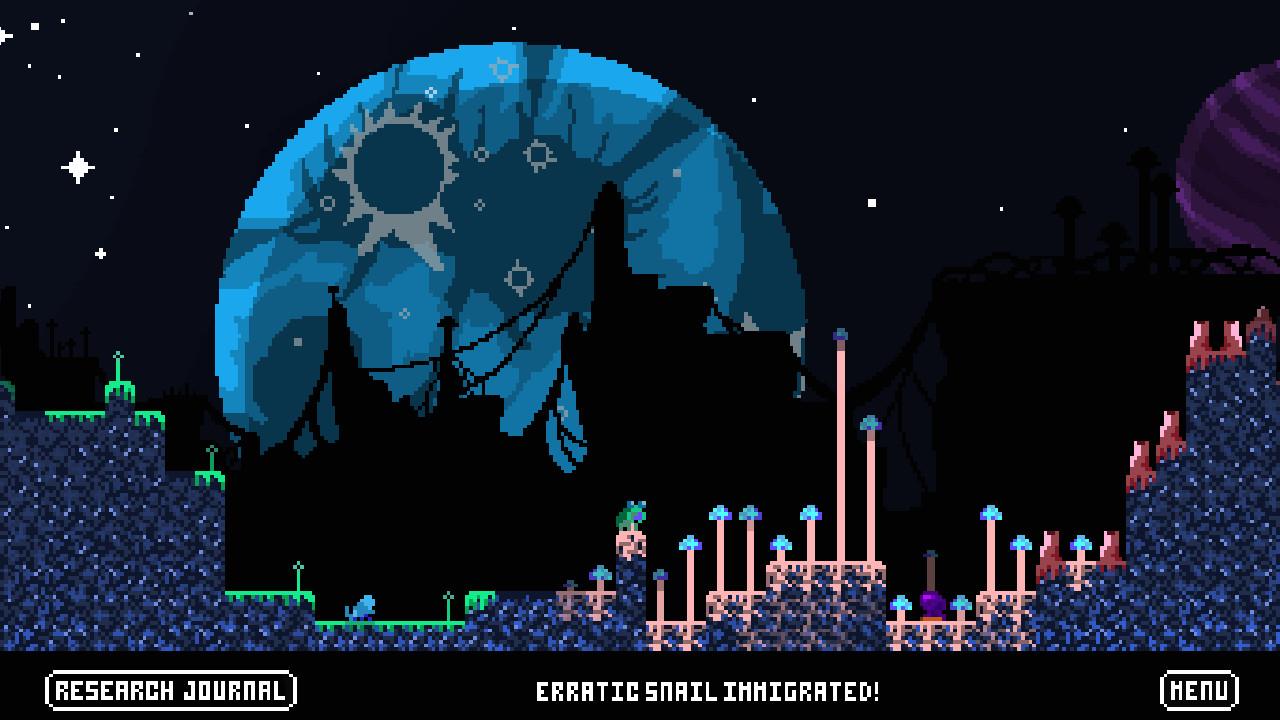 Earthtongue screenshot