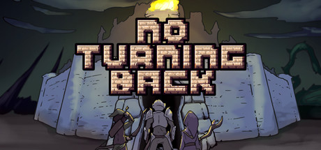 No Turning Back: The Pixel Art Action-Adventure Roguelike game image
