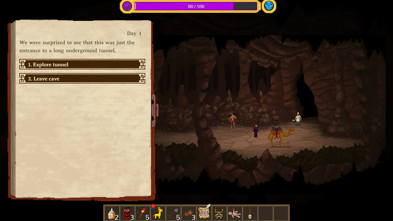 The Curious Expedition Screenshot 2